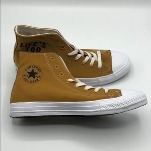 """Converse Shoes - Converse CT All Star """"Life's Too Short To Waste"""""""